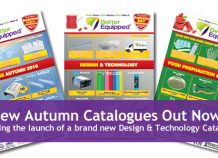 New Autumn Catalogues Out Now
