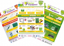 NEW Spring 2018 Catalogues Out Now!