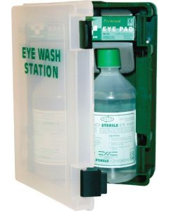 Eyewash Station, Double [1370]