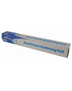 Aluminium Metal Foil 450mm x 75M Roll [5104]