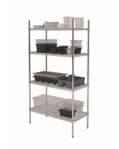 "4 Tier Rack (2 Boxes) 60"" x 1 8"" x 72"" [777518]"