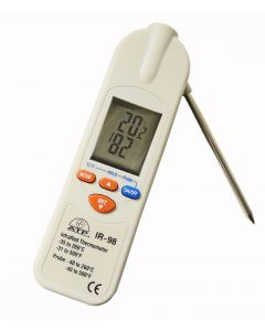 Infrared Thermometer 2 in 1 with Penetration Probe [1617]