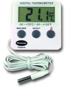 Digital Fridge/Freezer Thermometer [7203]
