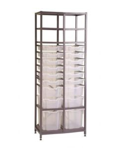Gratnells 2625 Double Column Chemical Store Set [8939]