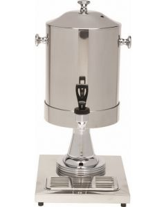 Genware Milk DisPenser with Ice Chamber [777528]