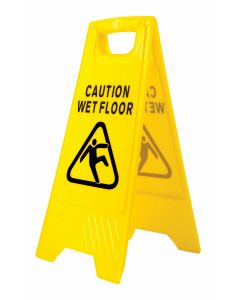 Wet Floor Warning Sign [1885]