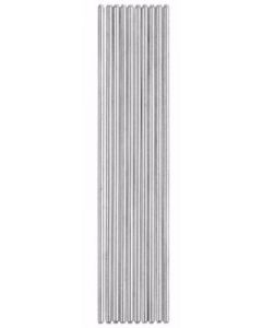 Galvanised Metal Rod Pack of 10 150mm - 3mm [4276]