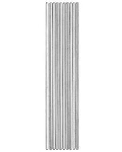 Galvanised Metal Rod Pack of 10 150mm - 4mm [4277]