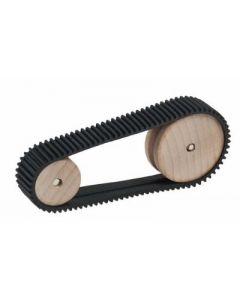 Caterpillar Track 175 x 12.5mm [4281]
