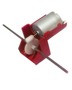 Clunk Click Gearbox Red [4344]