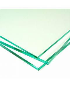 Cast Acrylic Glass Look 600mm x 400mm x3mm Pk of 25 [9944102]