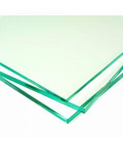 Cast Acrylic Sheet Glass Look 1000mm x 500mm x 3mm [44001]