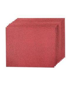 Aluminium Oxide Hand Sheets 80G Pk of 50 (5 Pks of 10) [94685]