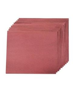 Aluminium Oxide Sheets 240 Grit Pk of 50 (5 Pks of 10) [94725]