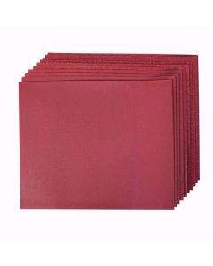 Aluminium Oxide Hand Sheets Pack of 10 [4728]