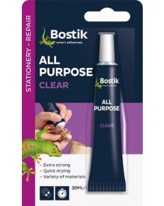 Bostik All Purpose Adhesive 20ml UN [4787]