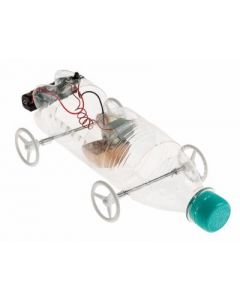 Recycling Car with Belt Drive Kit [4829]