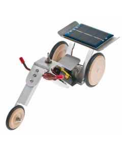 Solar Trike with Rechargeable Battery & LEDs Kit [4833]