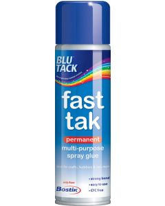 Bostik Fast Tak Spray Adhesive 150ml [4902]
