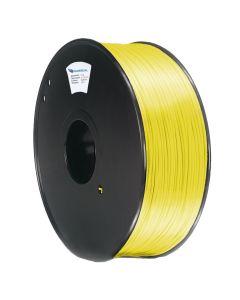 PET 3D Printer Filament 1kg 1.75mm Transparent Yellow [45042]