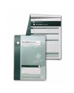 First Aid Accident Book A4 Size [777975]