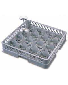 Genware 16 Compartment Glass Rack [778141]