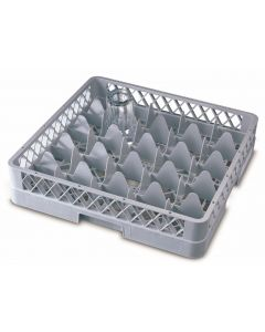 Genware 25 Compartment Glass Rack [778142]
