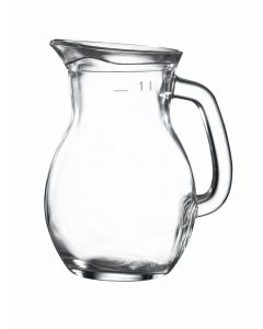 Classic Glass Jug Pack of 6 1L / 35oz [778179]
