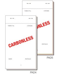 Order Pad 50 Sheet Trip Ncr 165 x 95mm Box of 50 [778484]