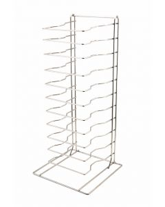 Genware Pizza Rack/Stand 11 Shelf [778557]