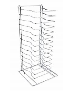 Genware Pizza Rack/Stand 15 Shelf [778559]
