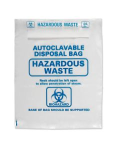 Autoclave Bag Bag Pack of 200 - 633 x 840mm [1532]