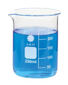 Beaker Borosilicate Glass 2000ml [0120]
