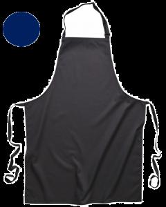 Bib Apron with Pockets Navy [7371]