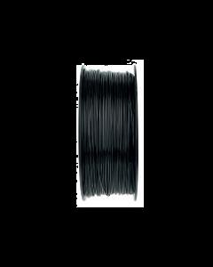 PET 3D Printer Filament 1kg 1.75mm Black [45037]