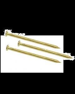 Brass Pins Pack of 10 10mm (19 Gauge) [45082]