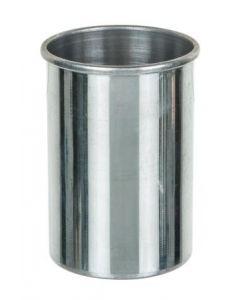 Calorimeter - Aluminium 75 x 50mm dia. Premium [8982]