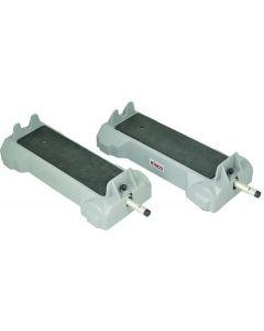Dynamic Trolleys Plastic - Pair [0866]