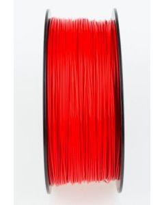 PLA 3D Printer Filament 1kg 1.75mm Red [45024]
