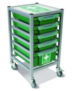 Gratnells First Aid Trolley [8943]