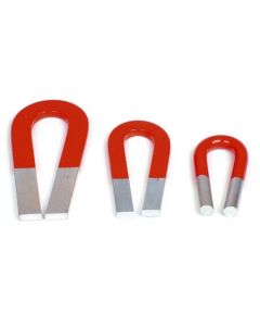 Horseshoe Magnet Set, Steel [2300]