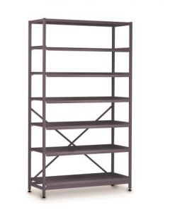 Gratnells 3622F Tall Treble Column Set 6 Shelves [8953]