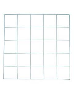 Quadrat, Grid, 25 Squares [1347]