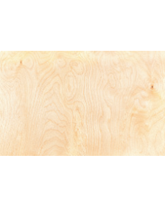 Birch Plywood 600 x 300 x 3mm [45185]