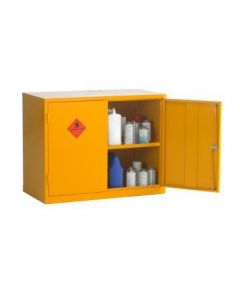 Flammables Cabinet 711mm H. x 915mm W. x 457mm D. [2035]