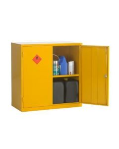 Flammables Cabinet 915mm H. x 915mm W. x 457mm D. [2036]