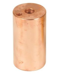Calorimeter Heating Block Copper 81 x 44mm Dia. [ 0597]