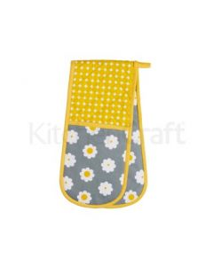 Oven Glove 90cm x 20cm, Flower Pattern [7378]