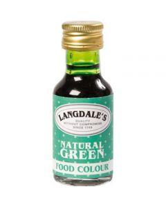 Natural Green Colour [7978]