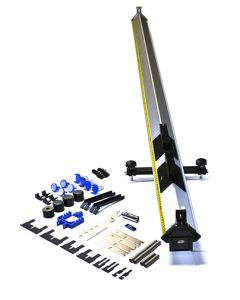 Linear Air Track 2.1 Metres with Accessories [2060]
